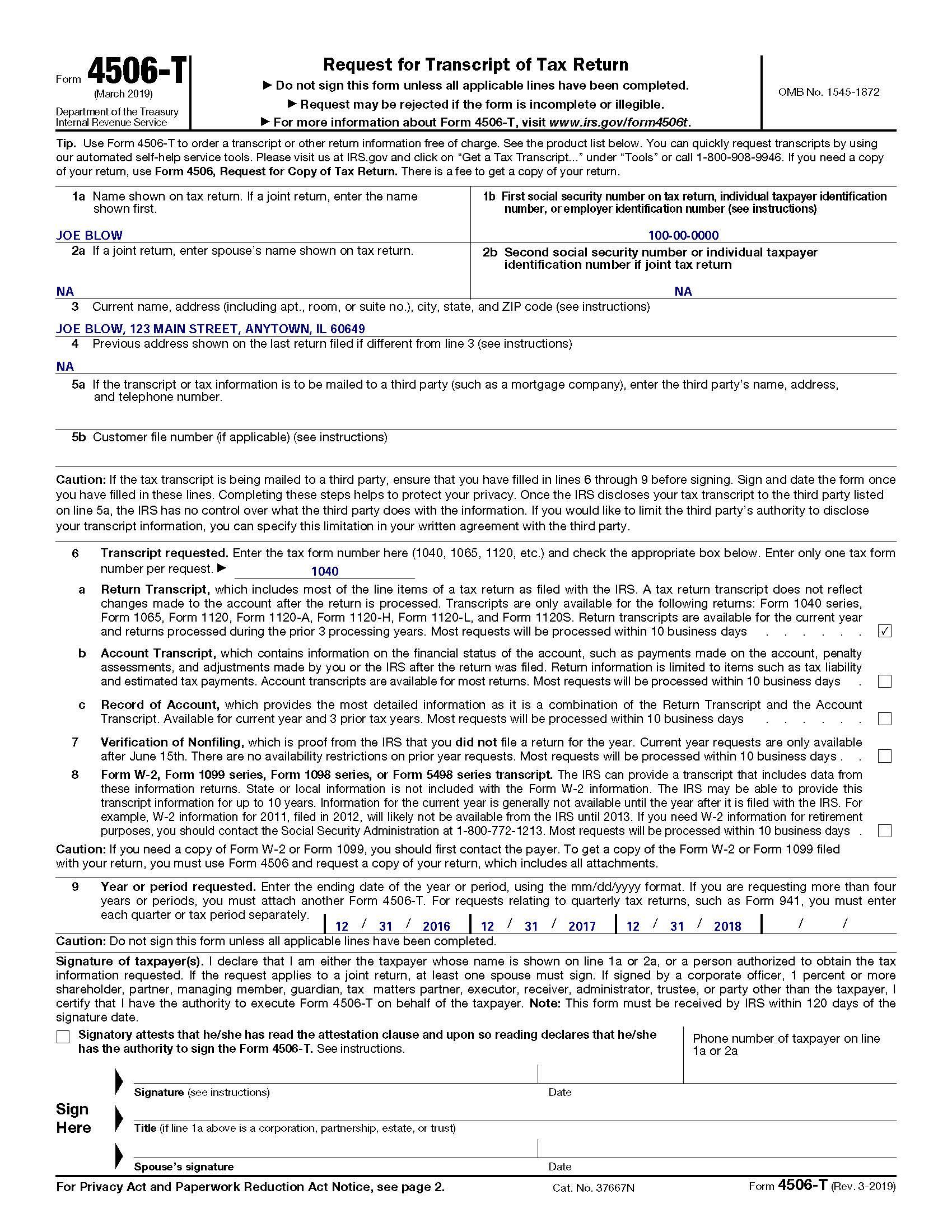 f4506T Transcript Tax Return EXAMPLE_Page_1.jpg