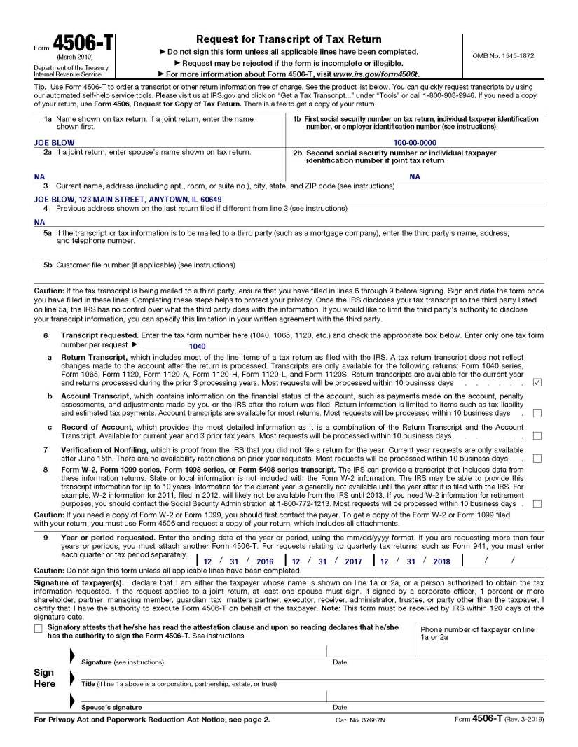 f4506T Transcript Tax Return EXAMPLE_Page_1.jpg